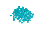 Injection Wax, Turquoise-Ject Beads, 50 lbs., Item No. 21.453F