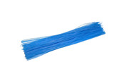 Blue Wax Wires, Round, Gauge 24, 2 oz. Box, Item No. 21.57401