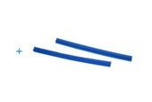 Cowdery Profile Wax, 4 Prong, 8 MM, Blue, Item No. 21.938
