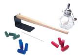 Matt Wax Gun Supply Kit, Item No. 21.0956