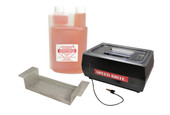 Speed Brite Ionic Cleaner, Shop Model, 220 volt, 23.653X