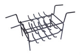 Coated Double Ring Rack - 32 Rings, Item No. 23.627