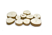 Pithwood Button Assortment X10, Item No. CM 23334