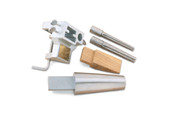 Mandrel and Anvil Set, Item No. 43.0250