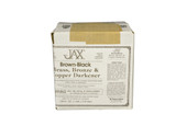 Jax Brown-Black Darkener Gallon, Item No. 45.963