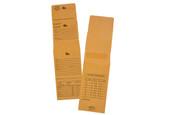 Envelopes-Num. 3001-4000   X1M, Item No. 61.154