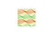 Foil Paper-Gre/Red/Gold Swirl, Item No. 61.078