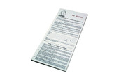 Studex Release Forms Pk. 12, Item No. 65.0910