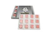 Brthstone-Bezel 12Pr Mini Asst, Item No. 65.0214