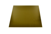 "Brass Sheet Metal, 16 Gauge, 12"" x 12"", Item No. 43.400"