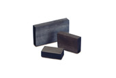 "Charcoal Soldering Block, 3-1/2"" X 2-1/4"" x 1-1/2"",  Box of 6, Item 54.151"