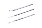 Mascot Three Piece Dental Probe Set, Item No. H303