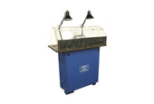 Deluxe Floor Model Dust Collector - No Motor, Item No. 47.089