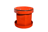 Replacement Barrel for Heavy Duty Tumbler, Item No. 47.783