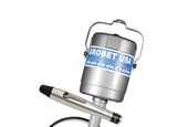Grobet USA® Flexible Shaft Motor  with Quick Change Handpiece, S300, 1/8HP,  Item No. 34.625