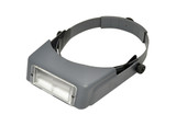 Sight Booster Deluxe Headband Magnifier, Item No. 29.830