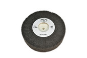 "Silicon Oxide Flap Wheels, Very Fine, 4"" x 1"", Item No. 17.802"