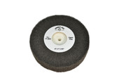 "Silicon Oxide Flap Wheels, Super Fine, 4"" x 1"", Item No. 17.803"
