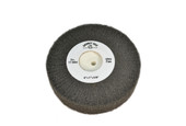 "Silicon Oxide Flap Wheel, Ultra Fine, 4"" x 1"", Item No. 17.804"