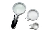LED Interchangeable Lens Magnifier, Item No. 29.916