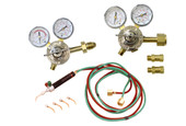 Little Torch Starter Set with Regulator, Item No. 14.00403
