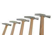 Swiss Style Hammers, Set of 5, Item No. 37.235