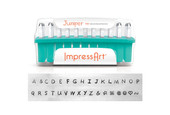 Juniper Uppercase, 3mm, Item No. 41.111