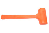 "Dead Blow Hammer, 2.40"", 3-lb, Item No. 37.227"
