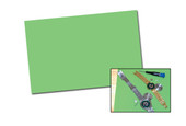 Green Anti-Static Mat for Watchmakers, Item No. 13.365