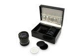 10X LED Lighted Pocket Optical Comparator Set, Item No. 29.920