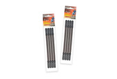 Scroll Sandpaper Set, Grit 80/120/240/320, Item No. 90.6SET