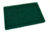 Non-Woven Abrasive Hand Pad, Grit 280, Item No. 10.055
