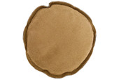 "6"" Round Leather Sandbag, Item 25.485"