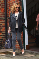 Paige Premium Denim Verdugo Jegging in Stratus as seen on Kylie Minogue & Sarah Jessica Parker