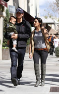 Bleulab Reversible Detour Jeans in Granite as seen on Kourtney Kardashian
