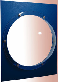 Bubble Panel for Play Set in Blue.