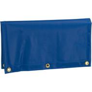 Blue Bumper Pad.