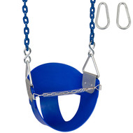 Half Bucket Swing Seats are perfect for children.