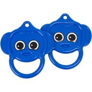 Walmart Swing Set Accessory in Blue Bear Trapeze Rings.