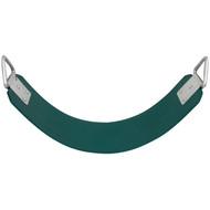 Commercial Rubber Belt Seat Green.