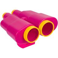 Playground Accessory Binoculars Pink.