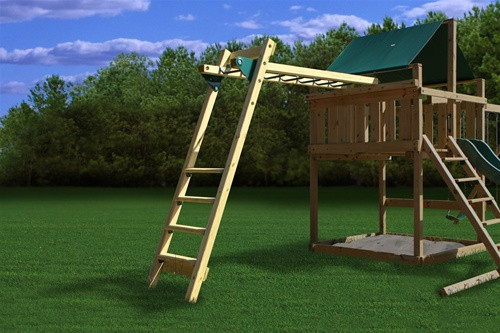 Monkey bar kit for Home bar kits and plans
