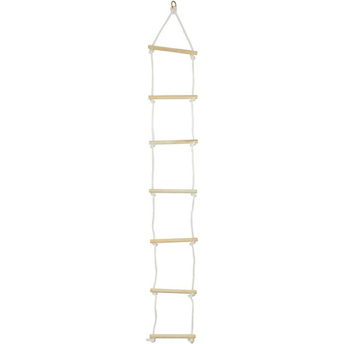 This Climbing Ladder is perfect for the kids.