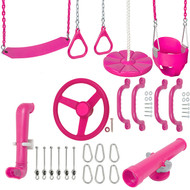 Accessory Kit Ultimate Toddler Kit Pink.