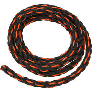 Swing Set Rope Orange and Black.