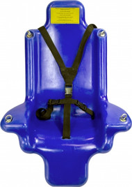 Adaptive Swing Seat Small Blue.