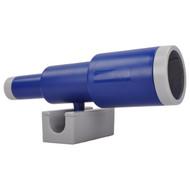 Blue Monocular Telescope
