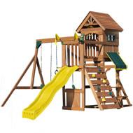 Jamboree Fort Swing Set