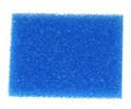 CK LW 13/1 Foam Filter in lieu of HEPA exhaust filter