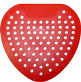 Deodorant Urinal Screens, CHERRY, dozen
